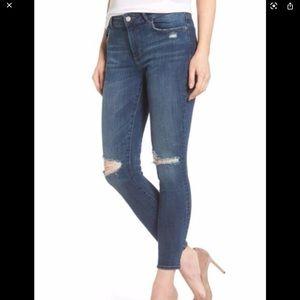 DL1961 Margaux Instasculpt Ankle Skinny Jeans 28